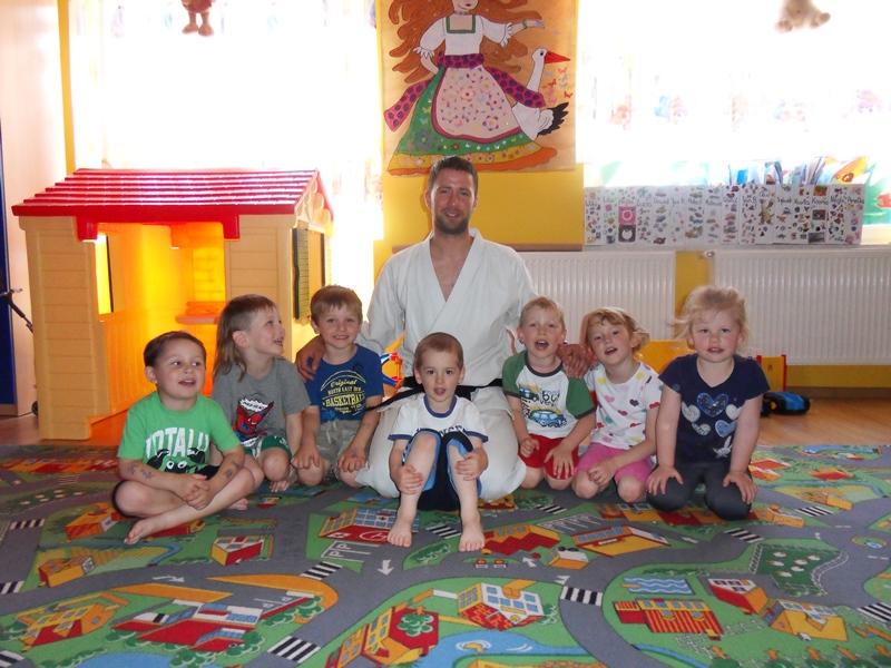 karate przedszkole gdansk morena